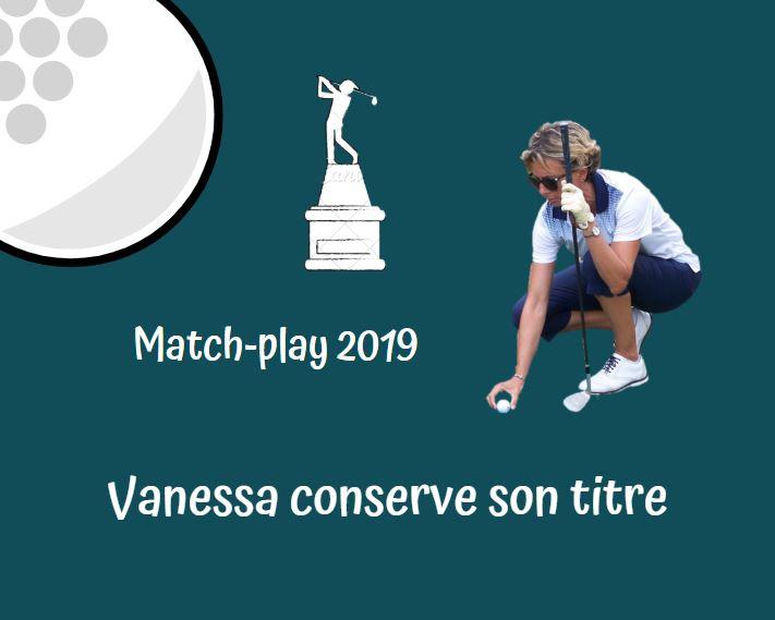 Finale Match-Play Dames