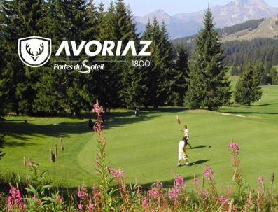 Golf d'Avoriaz